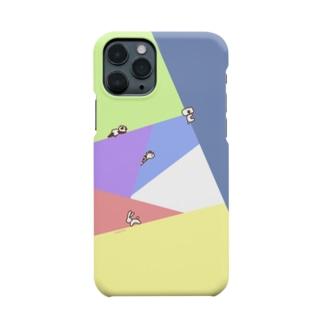 隠れてないコアラウサギパンダキリン Smartphone Case