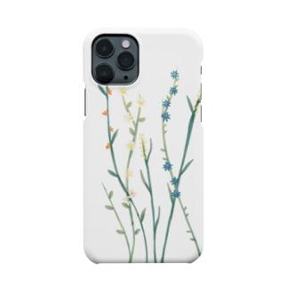 こっそりしろくま(緑) Smartphone Case