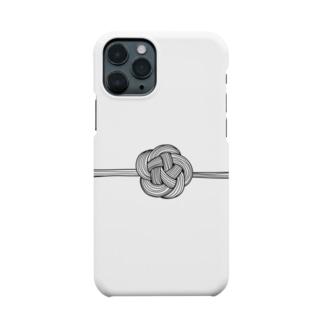 梅 結び Smartphone cases