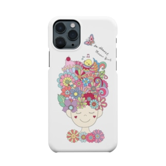 An Almost Flower Girl Smartphone cases