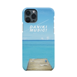 DANIKI (SUMMER) MUSIC Smartphone cases