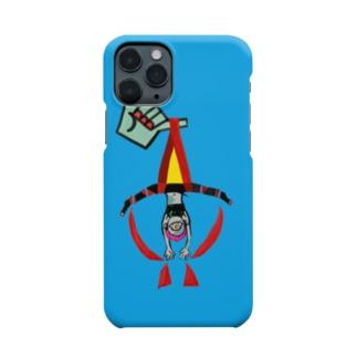 エアリアルゾンビくん Smartphone cases