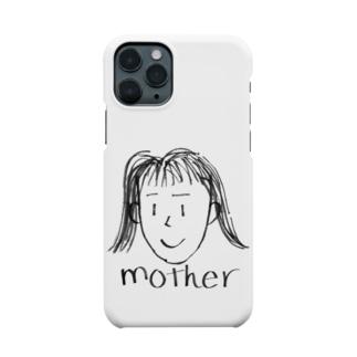 わのかっちゃ Smartphone cases