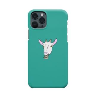 바우-vAw-の「彼はお腹が空くとヤギになります。」 Smartphone cases