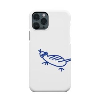 ツチノコマップのツチノコ Smartphone cases