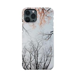 ニムニムのお部屋のある秋の日 Smartphone cases