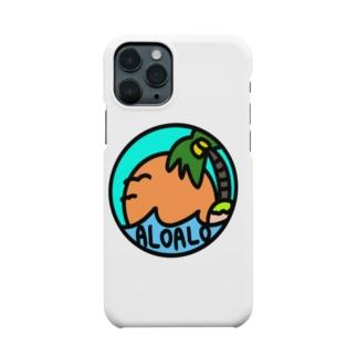 aloaloアイフォンケース Smartphone cases