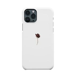 ドライ薔薇ケース Smartphone cases