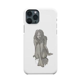 てがきのねおき Smartphone cases