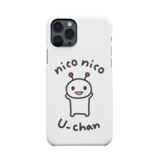 niconico U-chan / ニコニコうーちゃん Smartphone cases