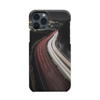 夜景のスマホケース Smartphone cases