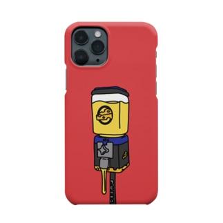 CHEESE MACHINE Smartphone cases