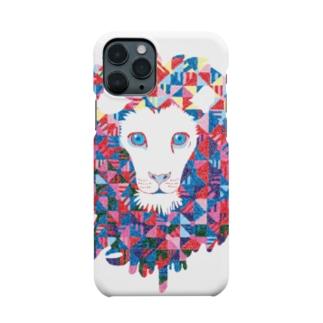 幾何学大帝 Smartphone cases