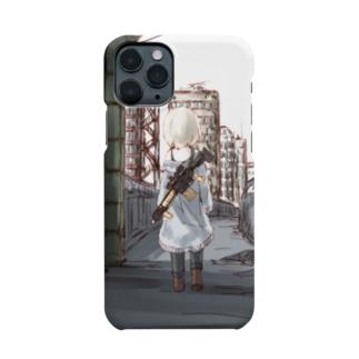 淡彩色のワンダーランド Smartphone cases