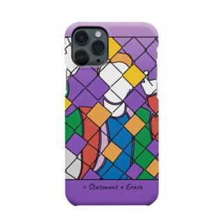 なんか頭に残っちゃうシリーズ Smartphone cases