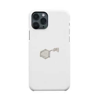 フェノールちゃん Smartphone cases
