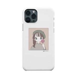 秋ちゃん Smartphone cases