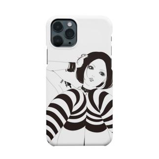 Punk Girl Smartphone cases