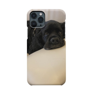 アメリカンコッカースパニエル サーフ王子 Smartphone cases