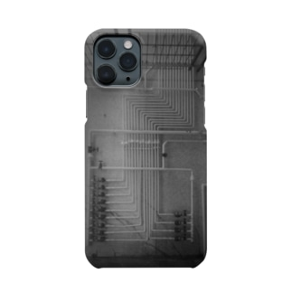 Black White Streets Smartphone Case