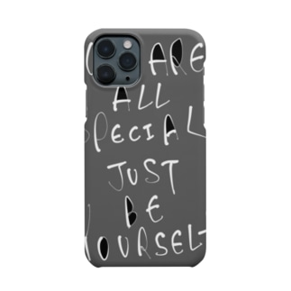 We are all special Smartphone cases