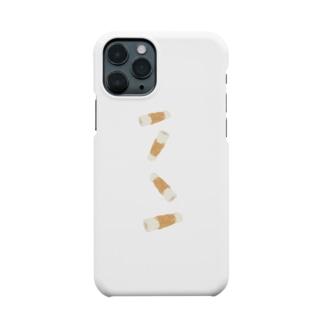 一周回ってちくわ Smartphone cases