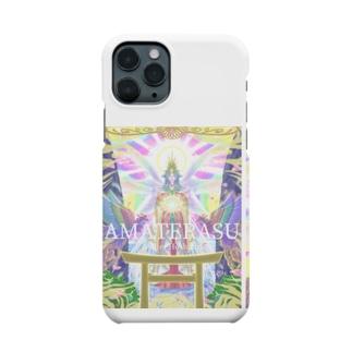 天照大神~AMATERASU~ Smartphone cases