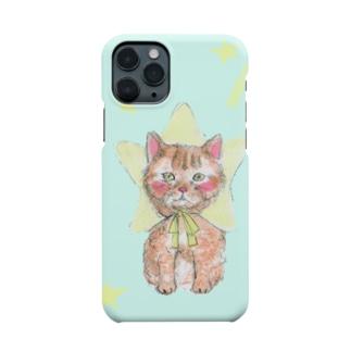 ほしねこ Smartphone cases