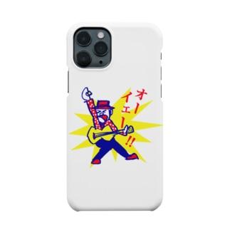 オーイェー!! Smartphone cases