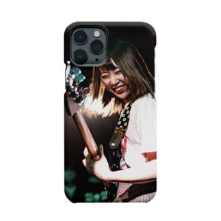 猫にOSUSHI いつもいっしょケース(ゆうなVer.) Smartphone cases