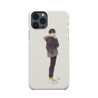 飲酒くん iPhone 11 Pro Smartphone cases
