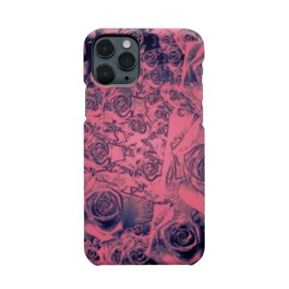 薔薇の記憶 Smartphone cases