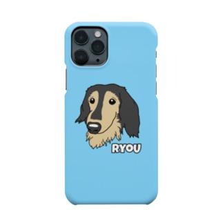 リョウくん Smartphone cases