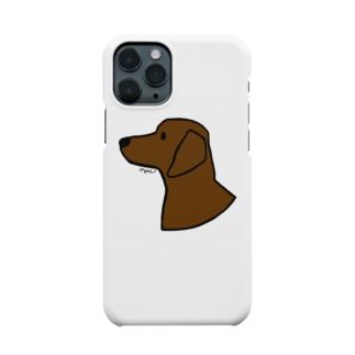 ダックスフンド Smartphone cases