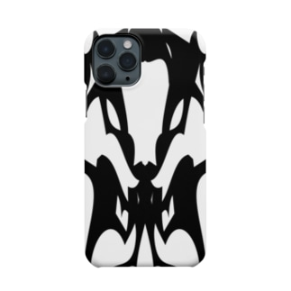 Space monster  Smartphone cases