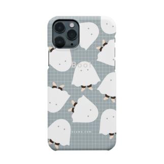 Boo! |おばけちゃんがいっぱい Smartphone cases