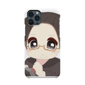 萌え将軍 Smartphone cases