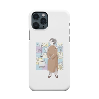 今日のこと Smartphone cases