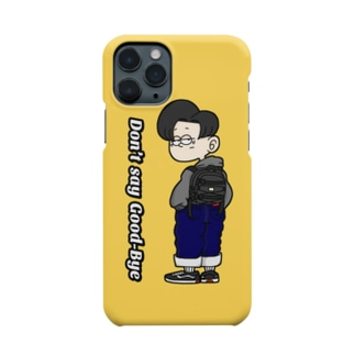 Don't say Good-Bye スマホケース Smartphone cases