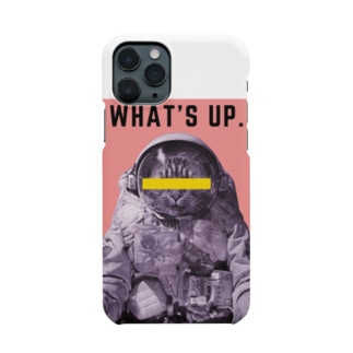 WHAT`S UP SPACE CAT Smartphone cases