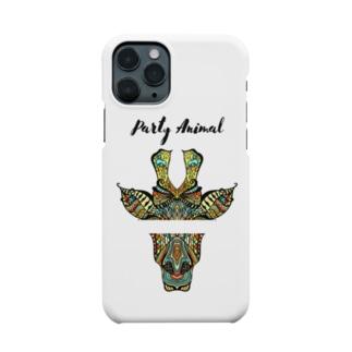 PARTY ANIMAL GIRAFFE Smartphone cases