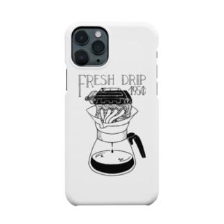 清水FraiboのDrip スマホケース Smartphone cases