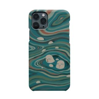 ぐねぐね Smartphone cases
