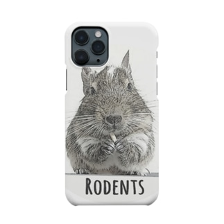 Rodents デグー  Smartphone Case