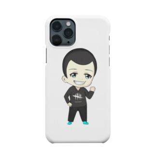 ちくチャレDBD Ver旧坊主ケース Smartphone cases