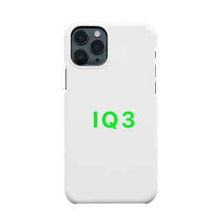 IQ3 Smartphone cases