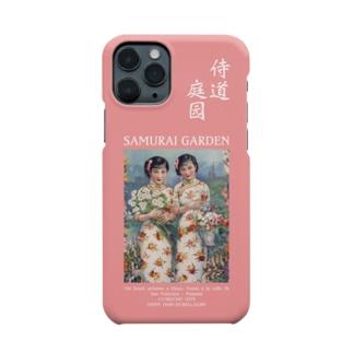タピオカレンズ-1922粉- スマホケース Smartphone cases