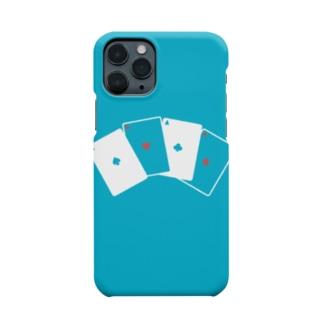 トランプ Smartphone cases