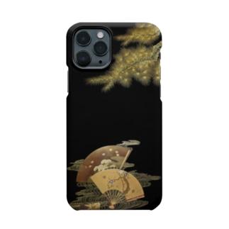iPhone11pro 和風ケース Smartphone cases