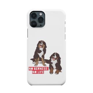 バーニーズ・マウンテン・ドッグ Smartphone cases